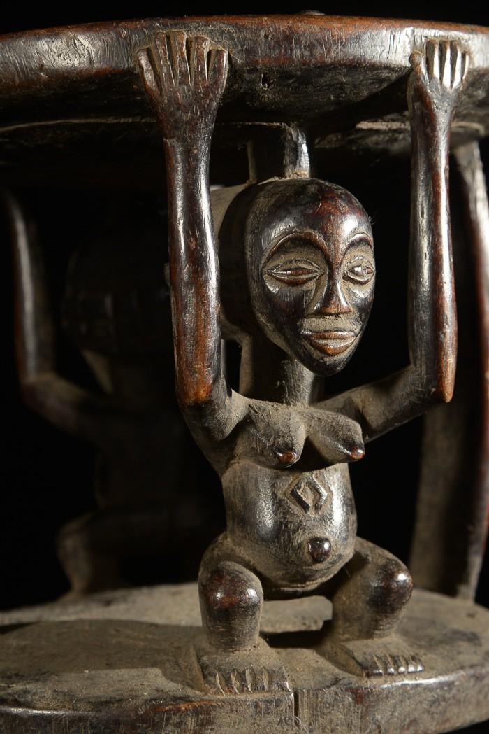 Statue Songhiti / Singiti - Hemba - RDC Zaire