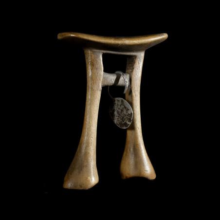 Appuie Nuque poignee en fil d'acier - Turkana - Kenya