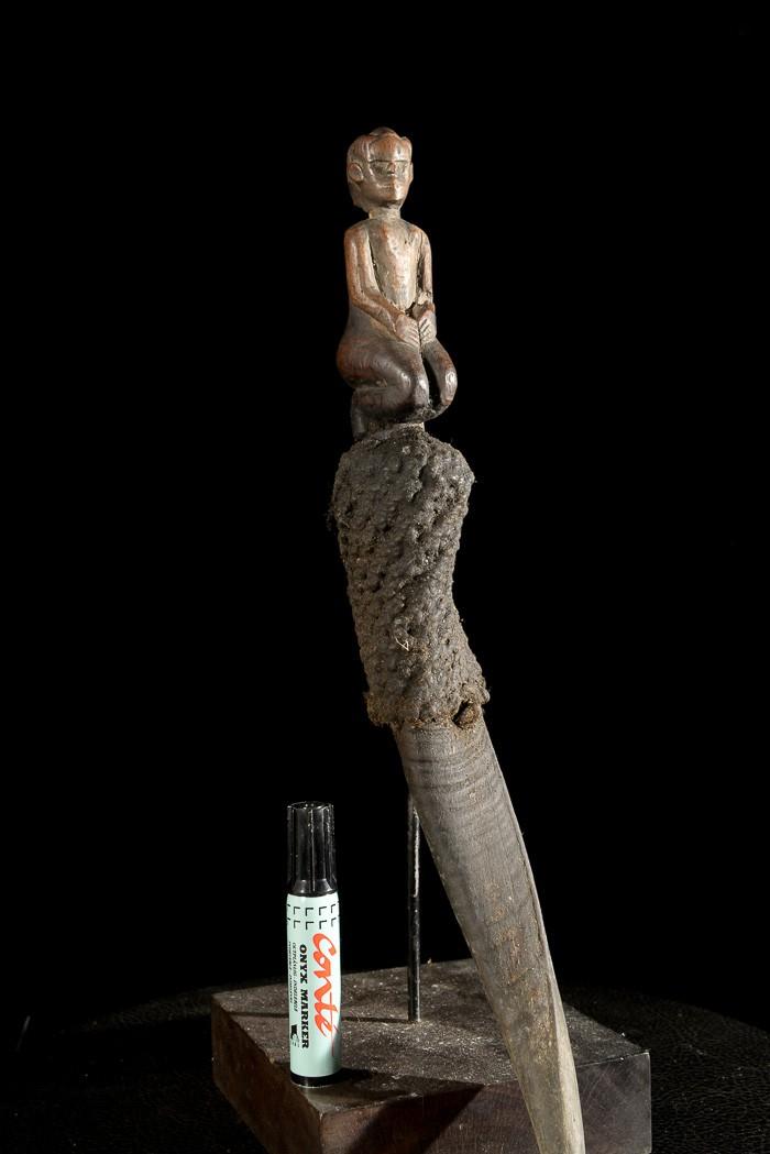 Corne à substances magiques - Luguru - Tanzanie