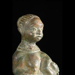 Statue maternité royale - Obolo Eke / Calabar