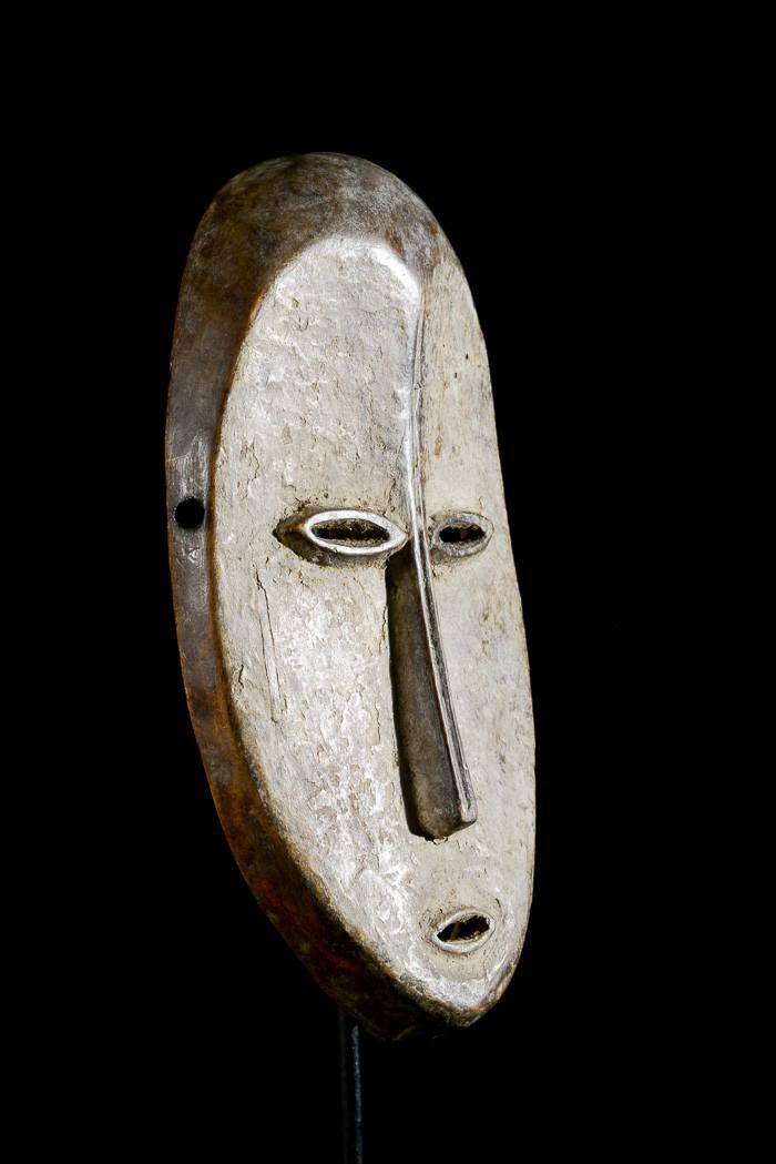 Masquette de grade Lukungu - Lega - RDC Zaire