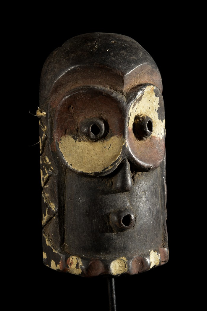 Masque Echwaboga - Bembe - RDC Zaire