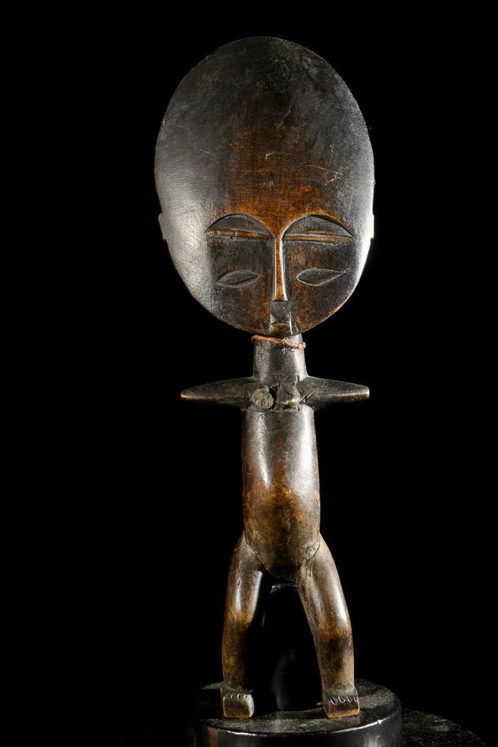 Poupee Ashanti - Ghana - Poupees africaines