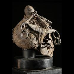 Crane Relique - Ethnie Fon - Benin