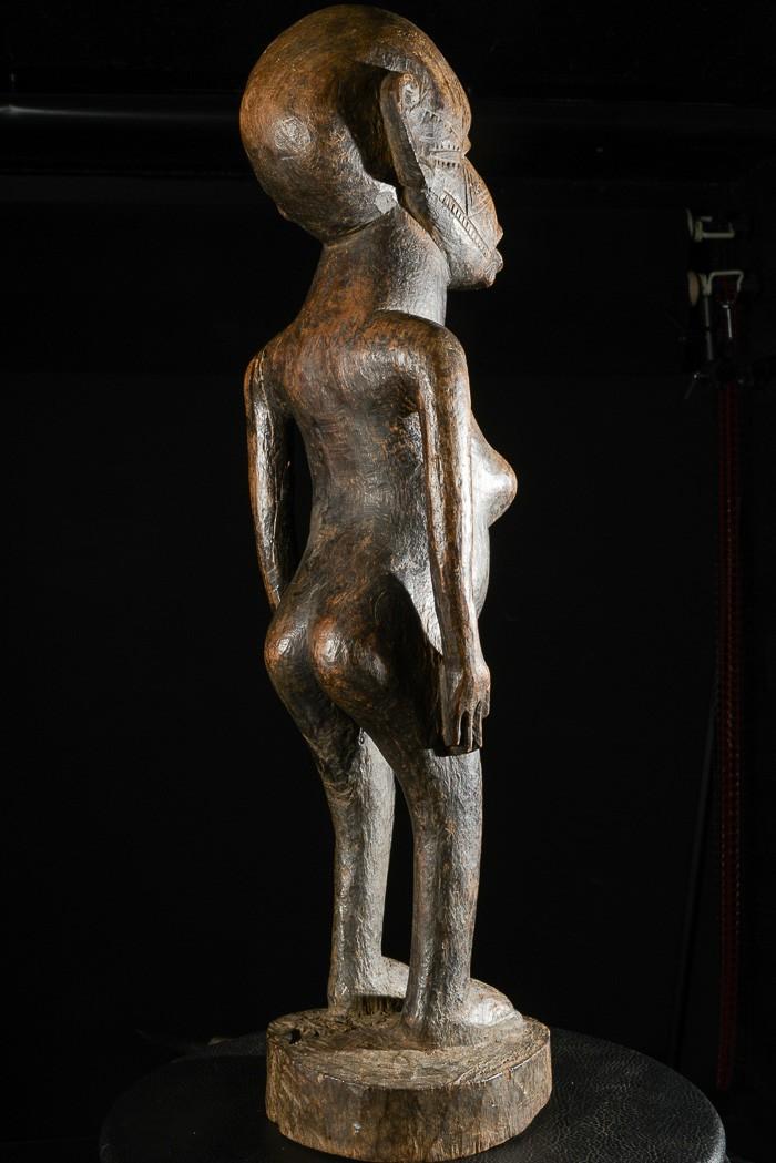 Statue de fertilité - Makonde - Tanzanie