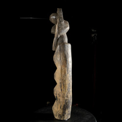 Petit poteau autel - Dogon - Mali - Pilier Toguna