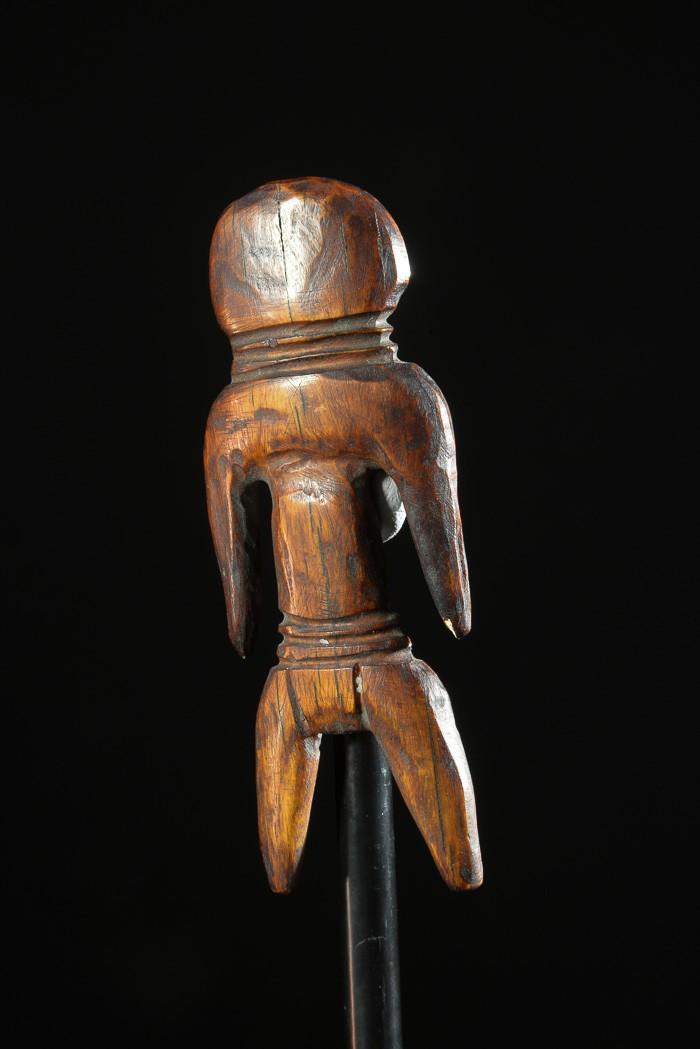 Amulette Tchitcheri Yendu en os bovin- Moba - Togo