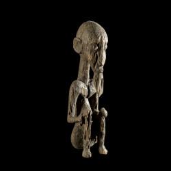 Ancienne statue de Hogon -...