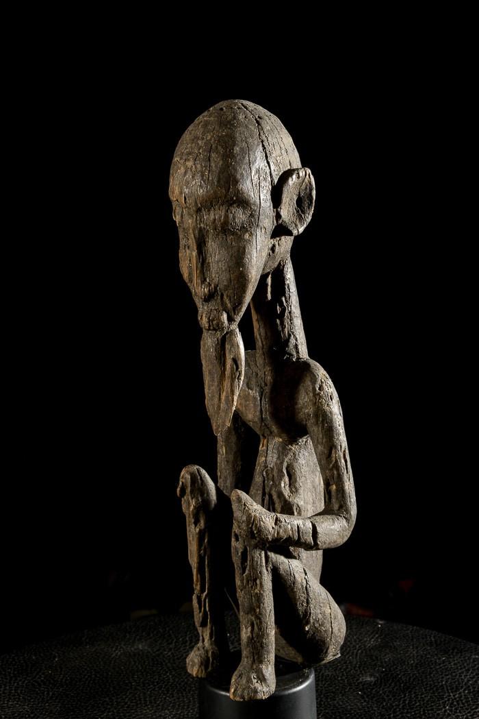 Ancienne statue de Hogon - Dogon - Mali