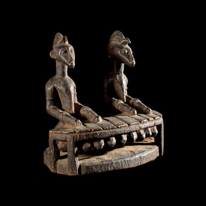 Joueurs de balafon - Dogon - Mali