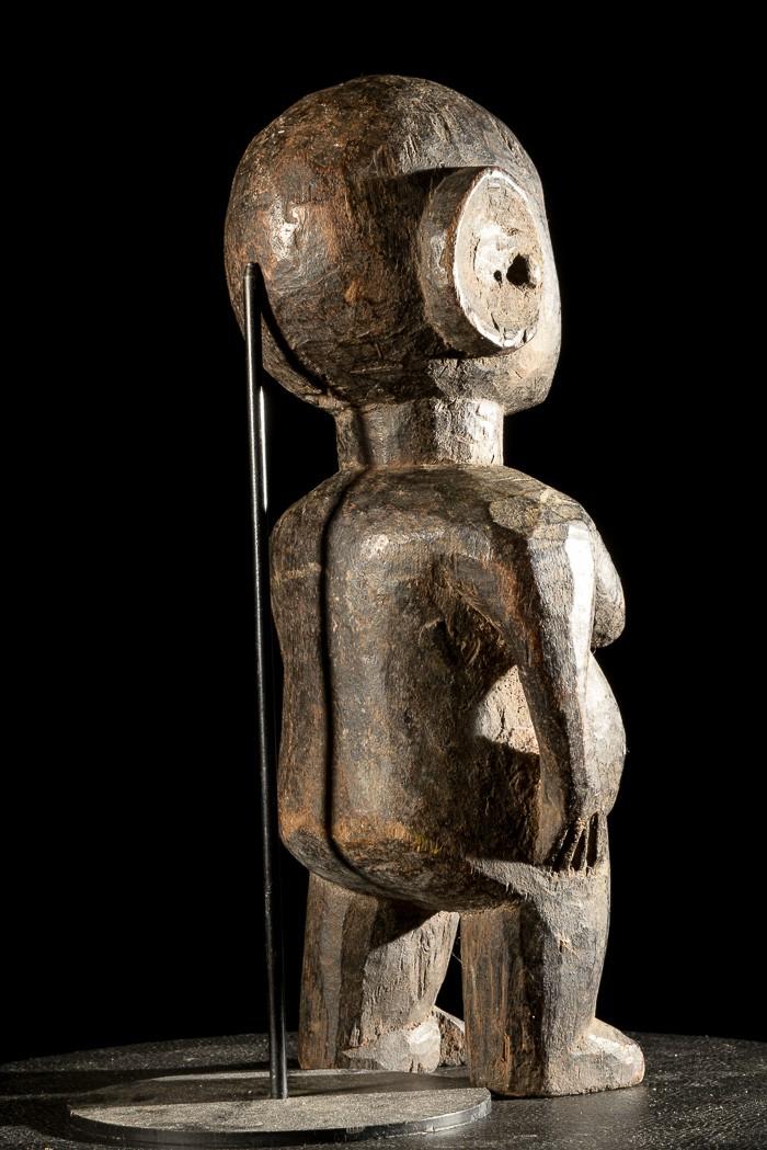Statue cultuelle ancienne - Luguru - Tanzanie - Afrique Est