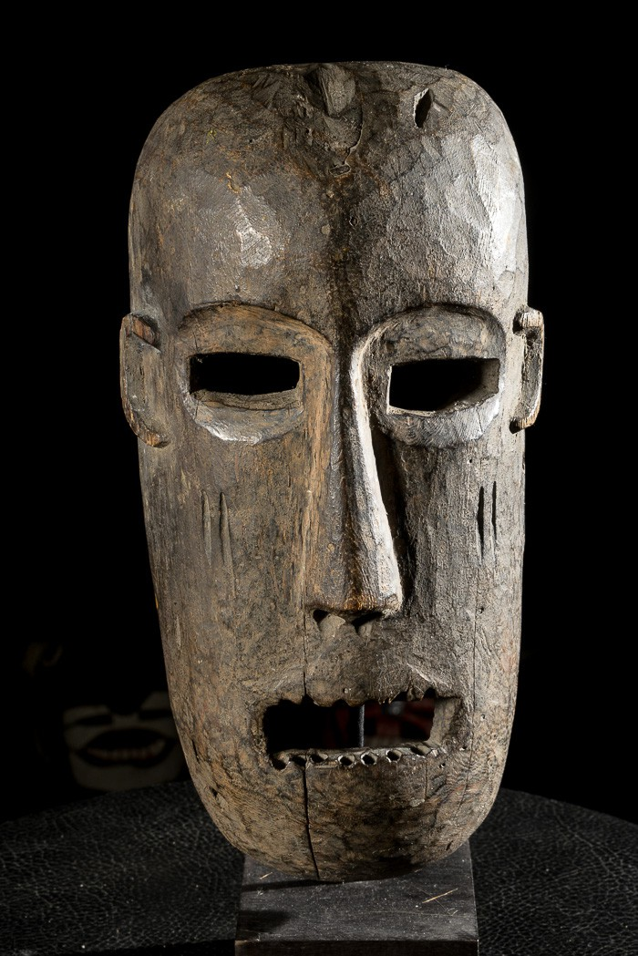 Masque facial - Hehe - Tanzanie