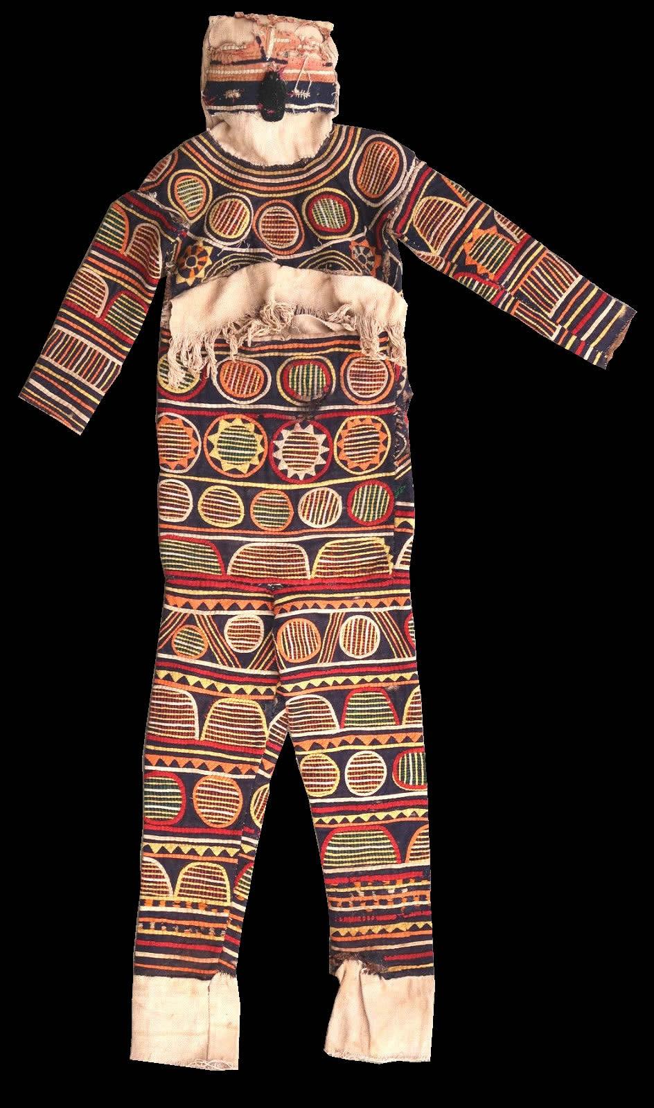 Costume de danse - Igbo - Nigeria