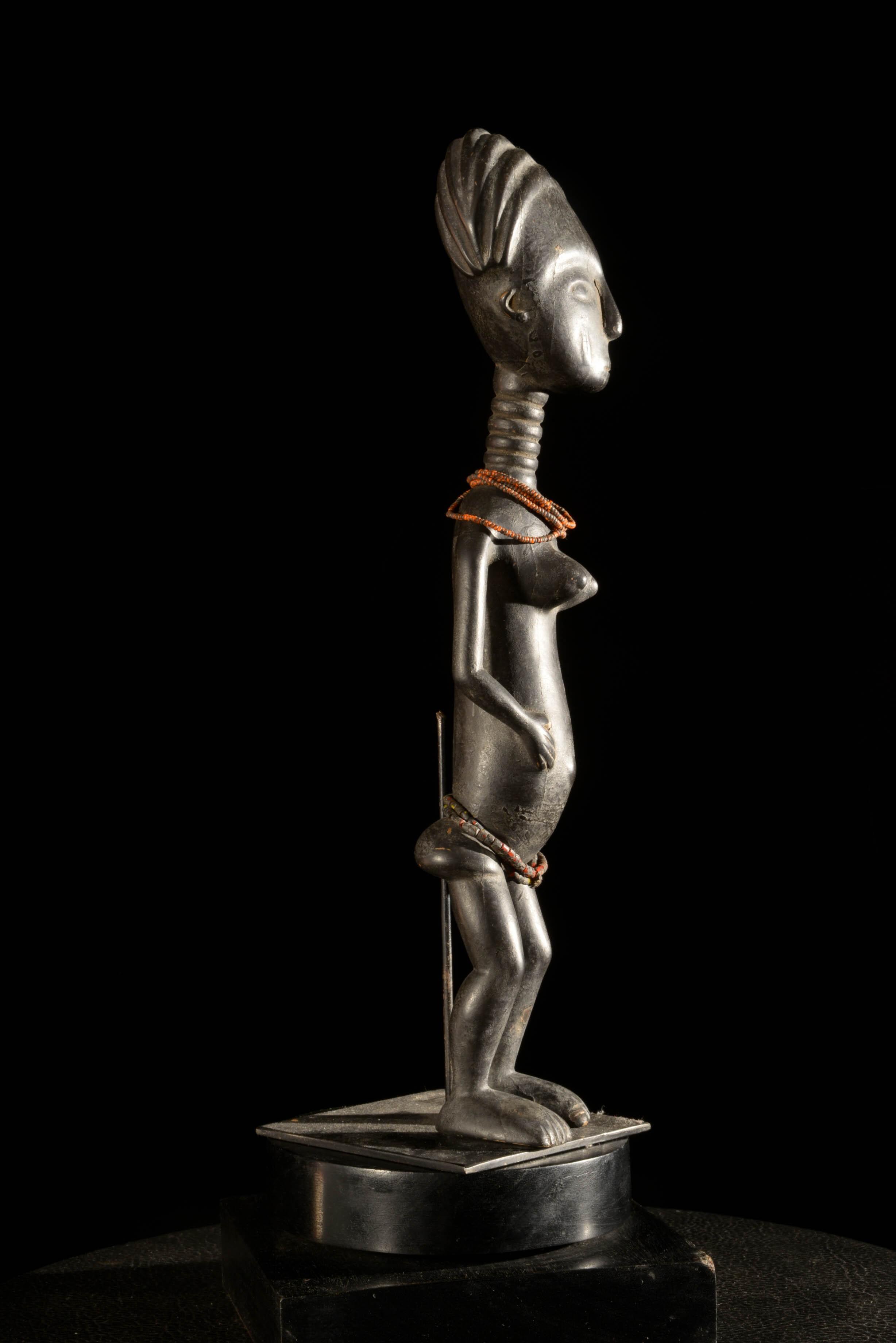 Statue de fertilite - Ashanti - Ghana