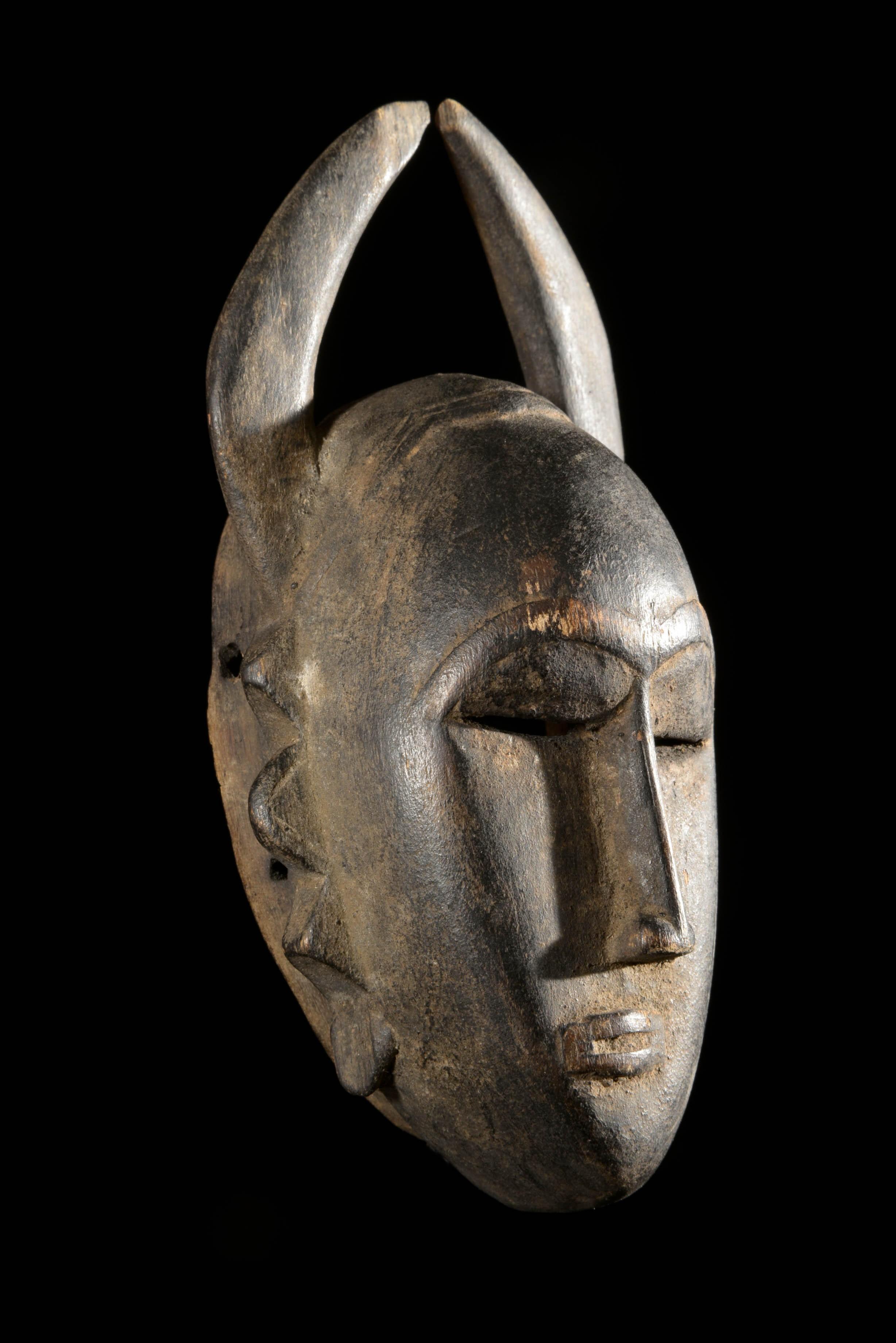 Masque de famille - Baoule - Côte d'Ivoire