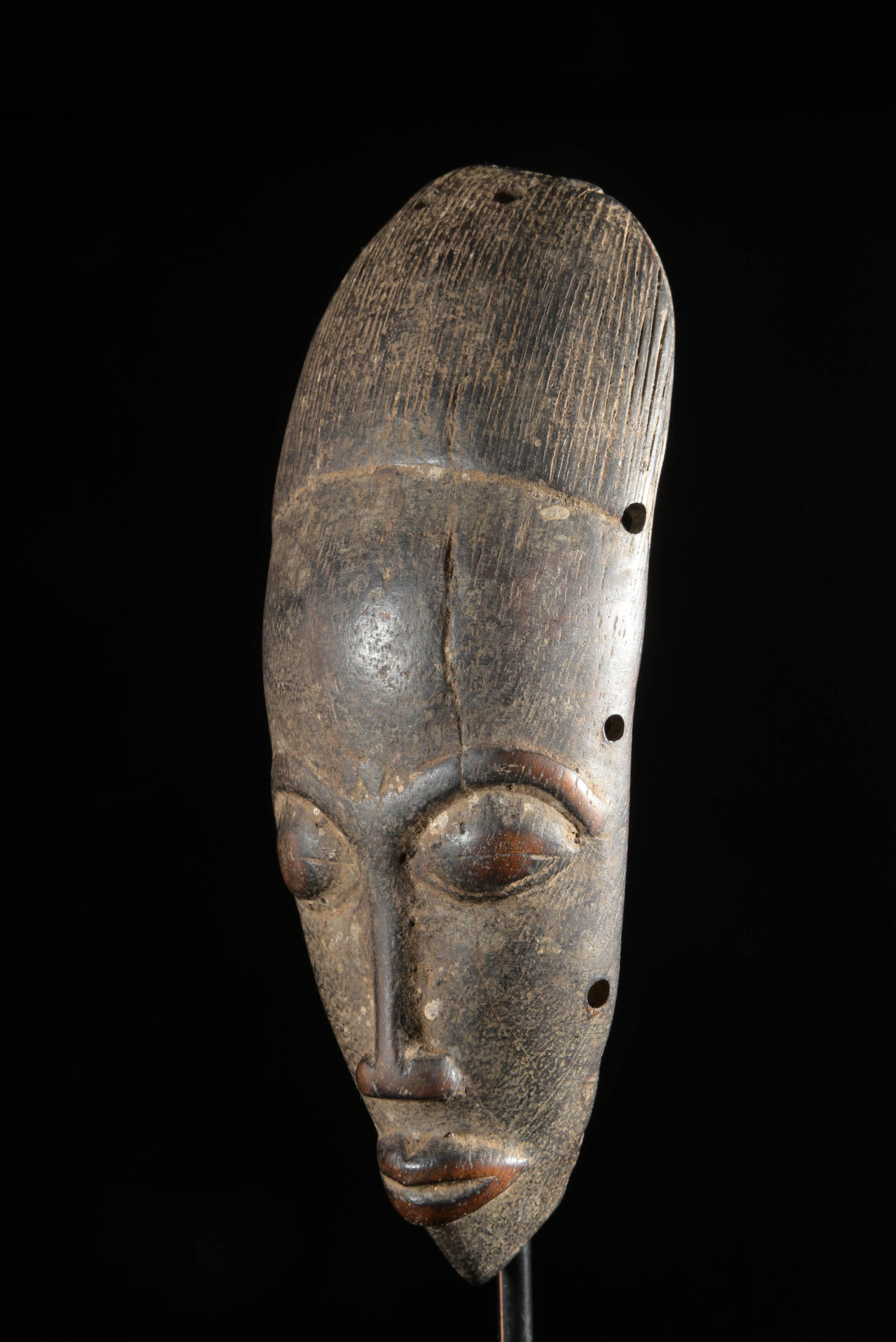 Masque passeport - Baoule - Côte d'Ivoire