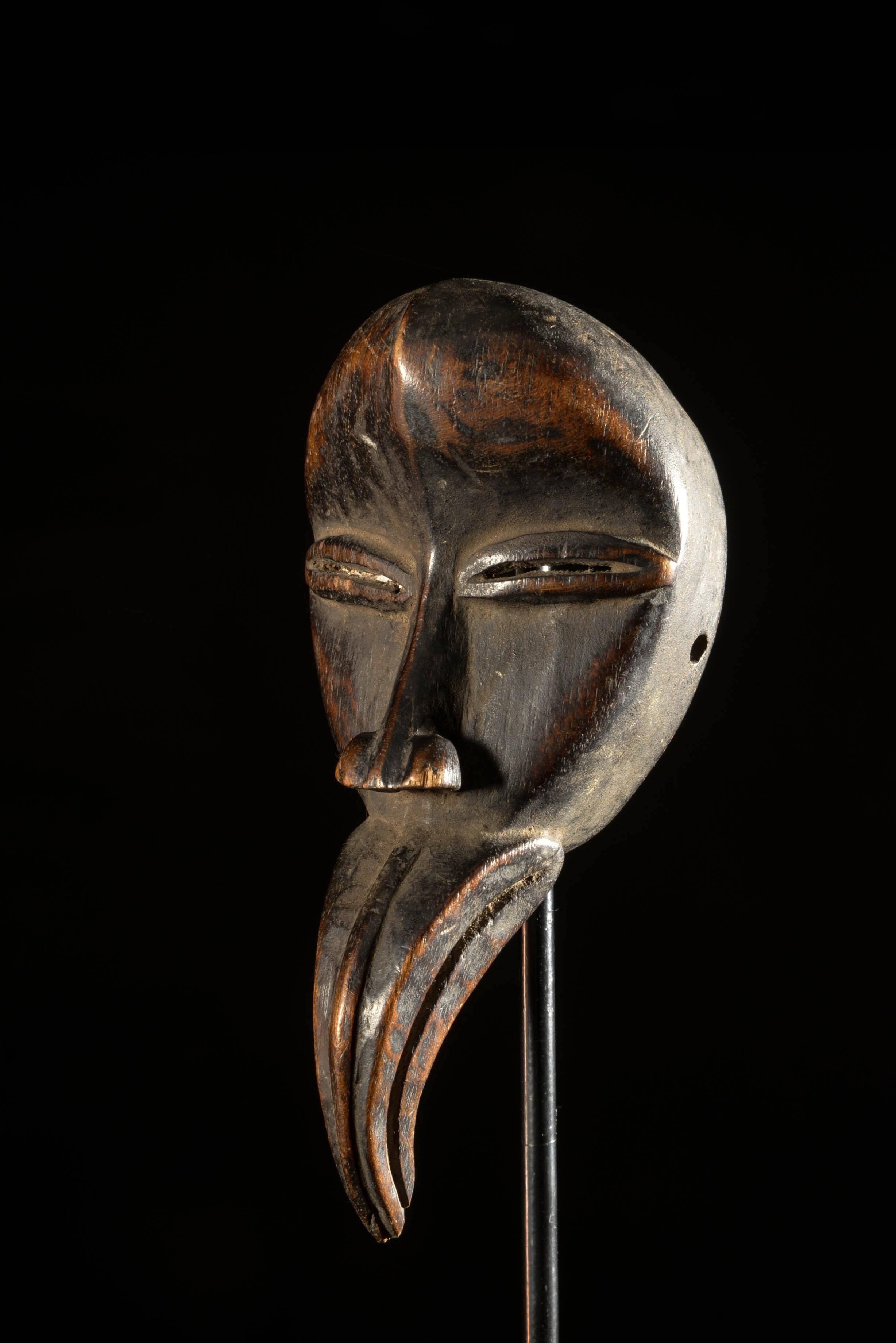Masque passeport Dan Mahou Côte d'Ivoire