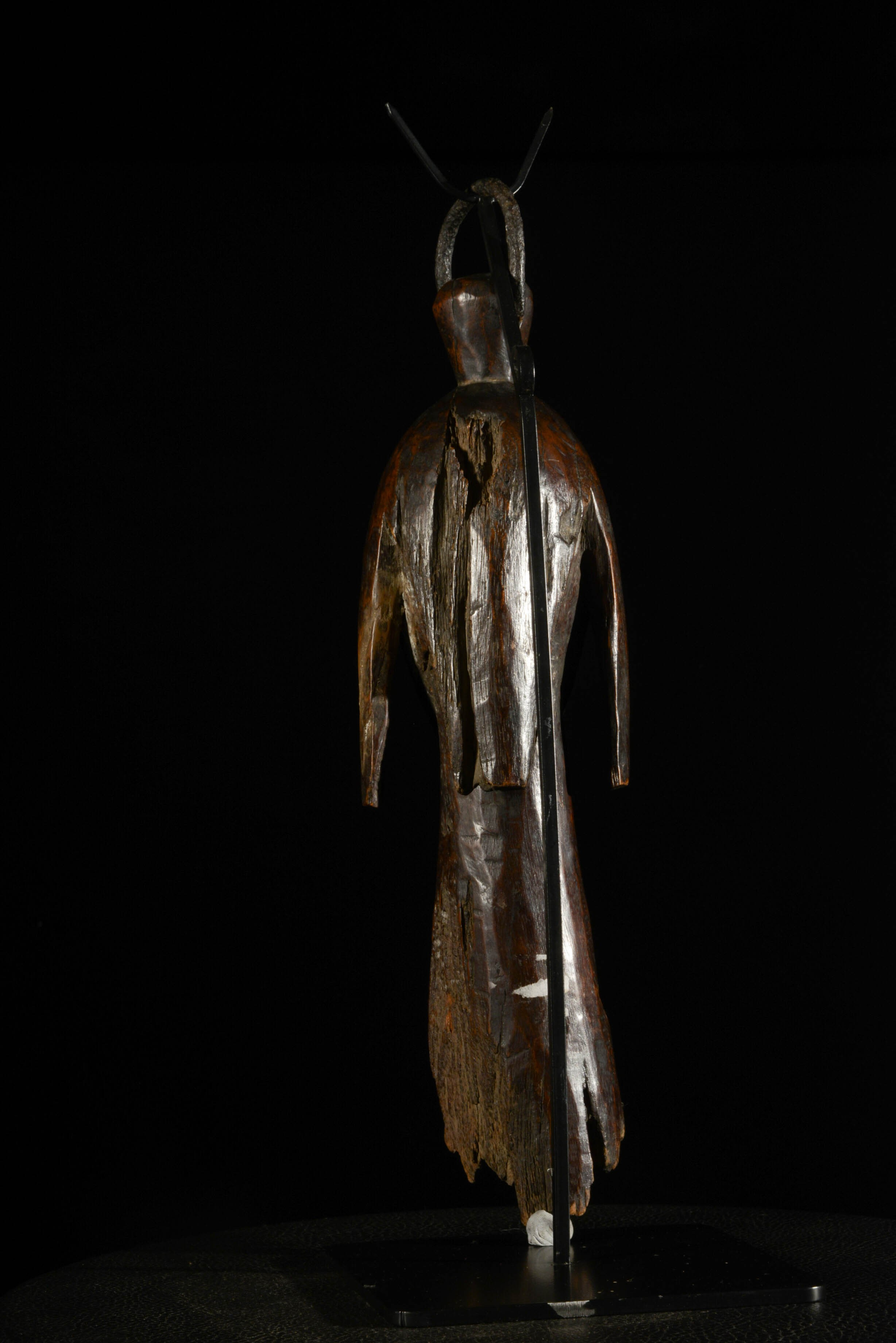 Poteau Biery - Fang - Gabon
