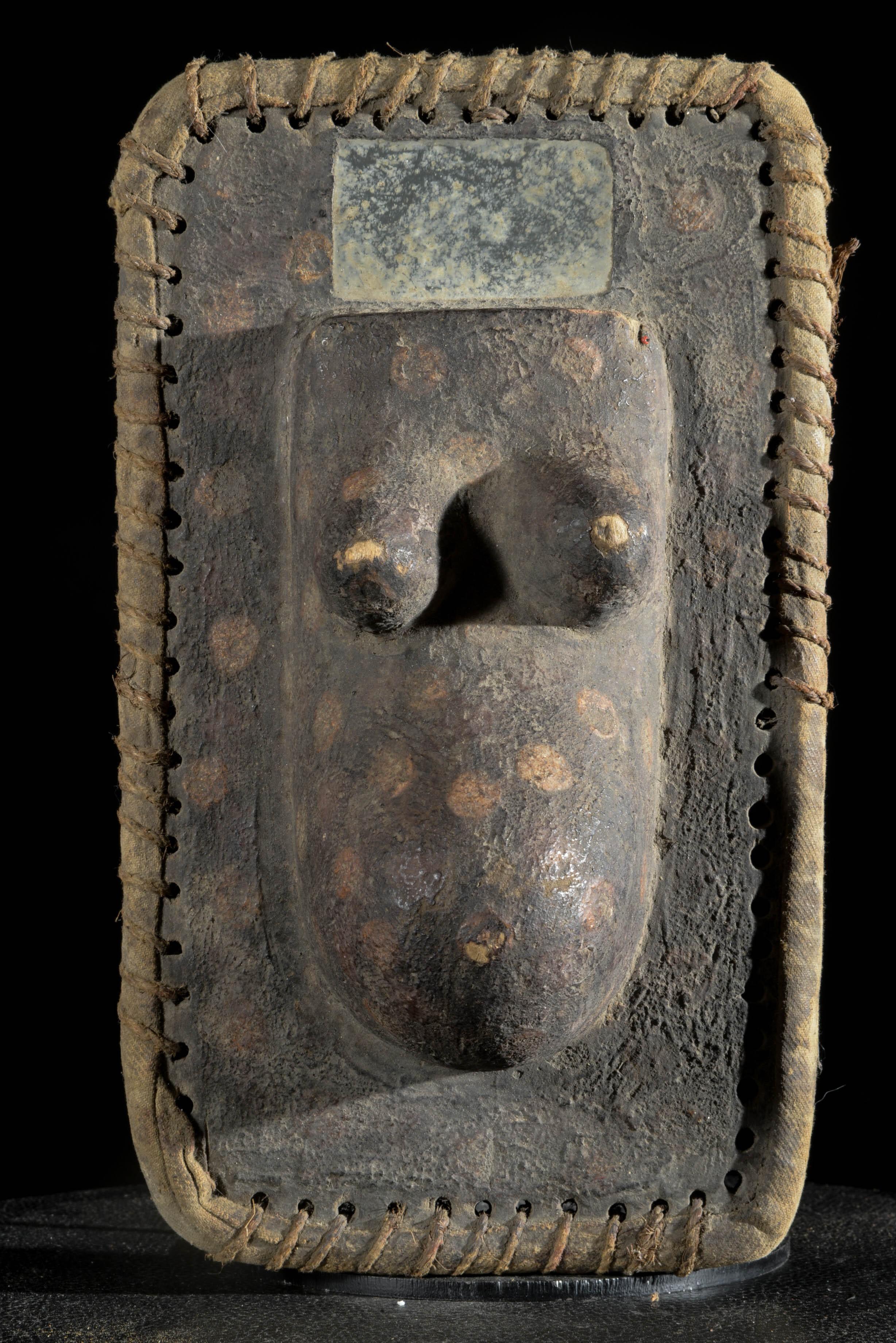 Masque ventre - Salampasu - RDC Zaïre