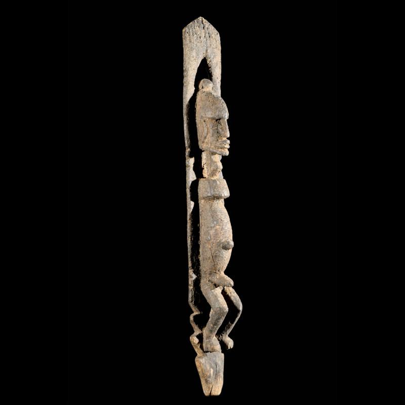 Statue figurant un Nommo - Dogon du Seno - Mali