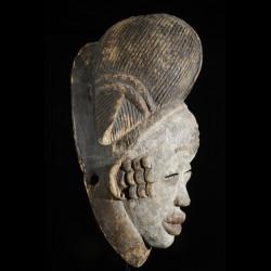 Masque Mukuyi - Punu / Tsangui - Gabon