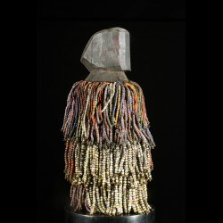 Statuette antropomorphe Komtin - Montol - Nigeria