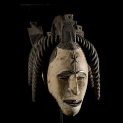 Masque Agbogho Mmuo - Igbo / Ibo - Nigeria