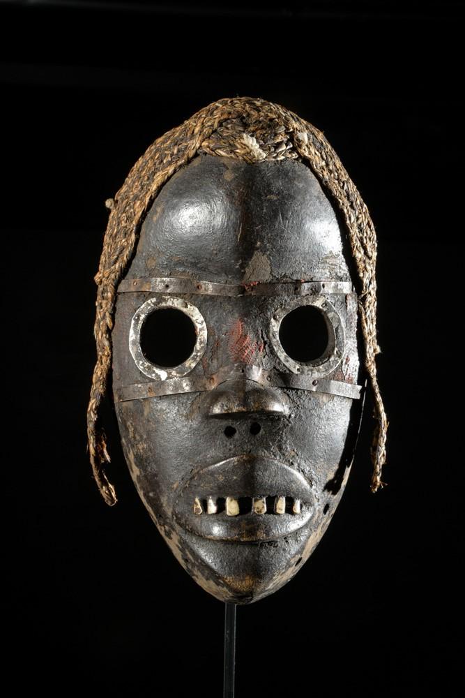 Masque de Course Gunye Ge - Dan Yakouba - Liberia