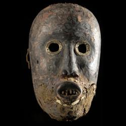 Masque de danse Gunye Ge - Dan - Liberia - Masques africains