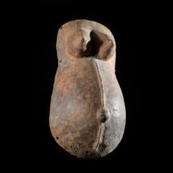 Masque ventre feminin Ndimu - Makonde - Tanzanie
