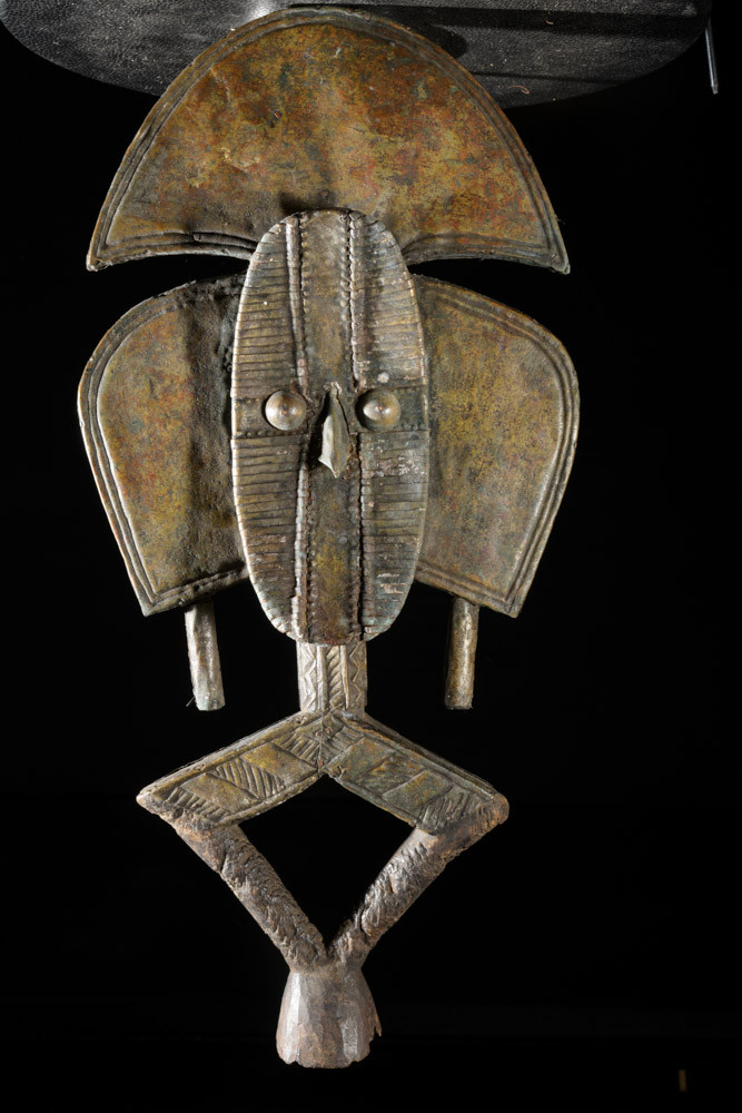 Reliquaire Bwiti Biface - Kota  - Gabon