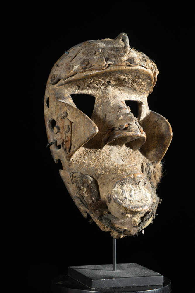 Masque de justice - Kran - Côte d'Ivoire