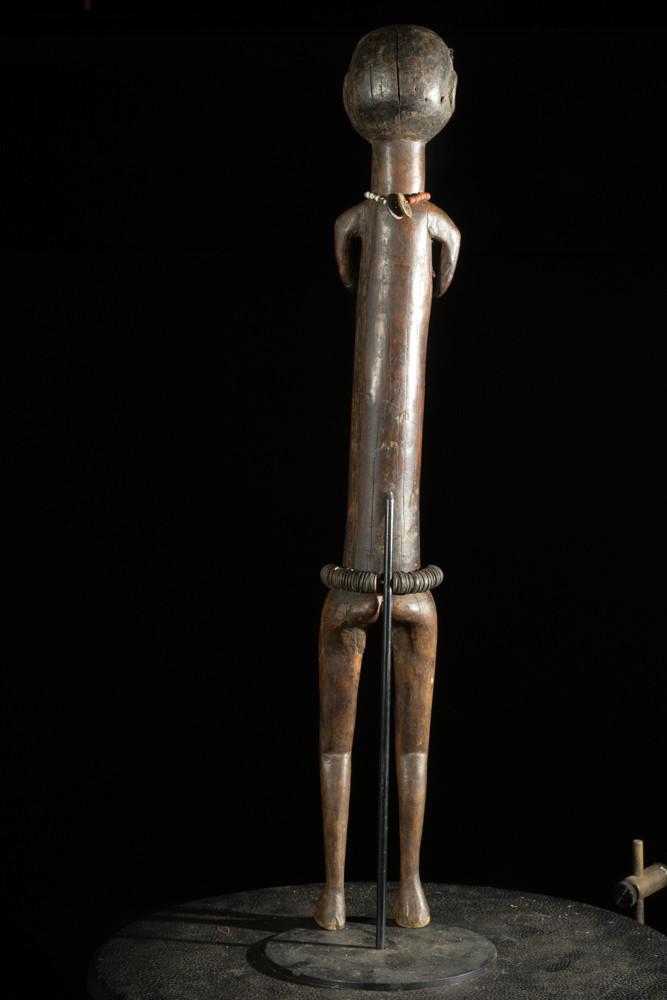 Statue antropomorphe ancienne - Nyamwezy - Tanzanie