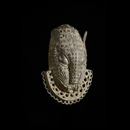 Masque de ceinture léopard...