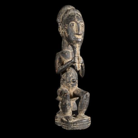 Statue votive de chef Waka...