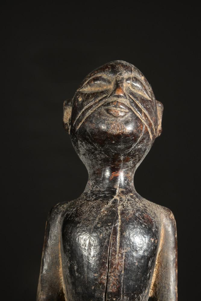 Statue d'ncêtre Ihambe - Tiv - Nigeria