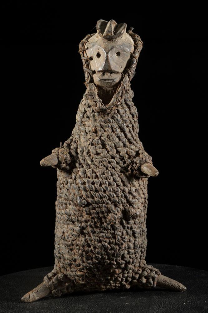 Statue Poupée d'autel - Kirdi ? - Cameroun - Poupées d'Afrique