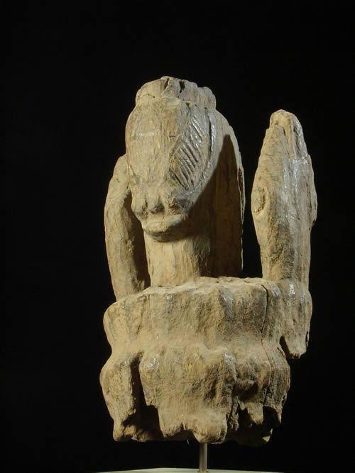 Statue Ikenga - Igbo - Ibo - Nigeria - Statue africaines