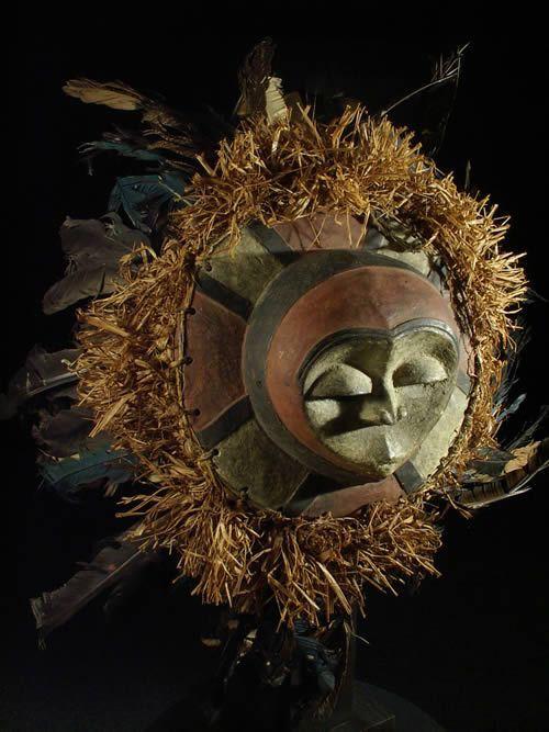 Masque de circoncision - Pende / Kwese - RDC Zaire