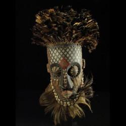 Masque Funeraire Inhuba -...