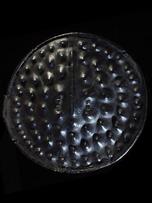 Bouclier en cuir - Ometo / Amarro - Ethiopie