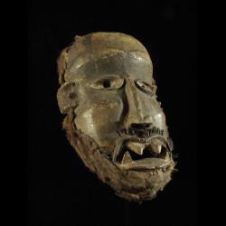 Masque Kongo Moili - RDC...