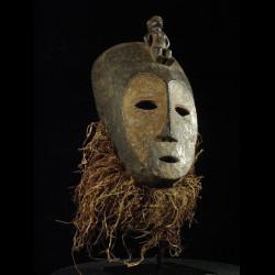 Masque ancien - Lega - RDC...