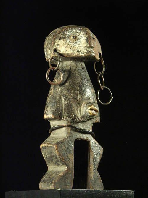 Statuette Yanda ancienne - Azande / Zande - Zaire / Centrafrique