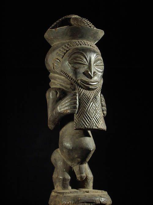Statue Songhiti / Singiti - Hemba - RDC Zaire - Statue africaine