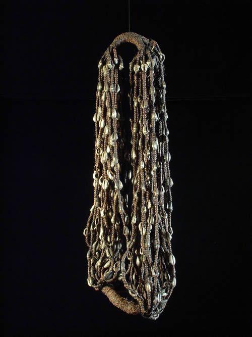 Collier de feticheuse - Fon - Benin - Fetiches africains