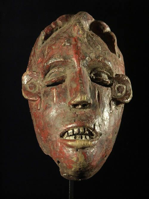 Masque ancien - Ibo / Igbo - Nigeria - Masques africains