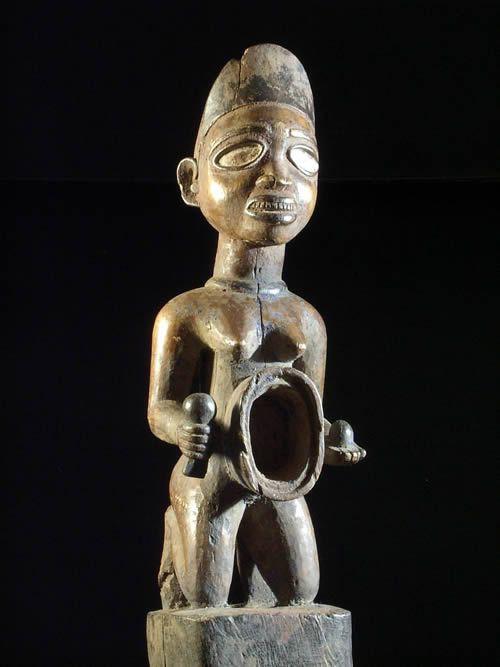 Statue autel - Kongo Vili - RDC Zaire - Statue africaines