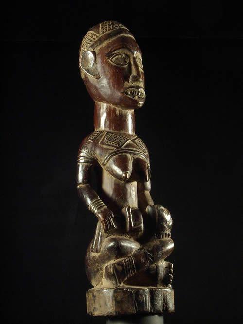 Maternite Phemba - Kongo / Woyo - RDC Zaire