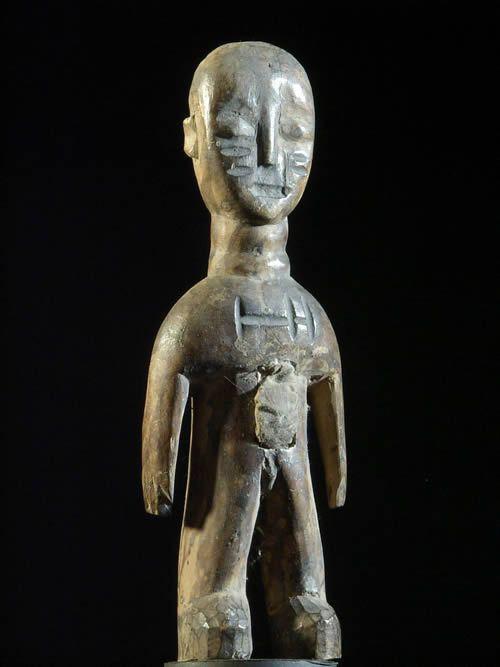 Jumeau Vinavi Amulette - Ewe - Togo - Statues vaudou